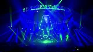 Rampage 2014 -  Camo & Krooked full set