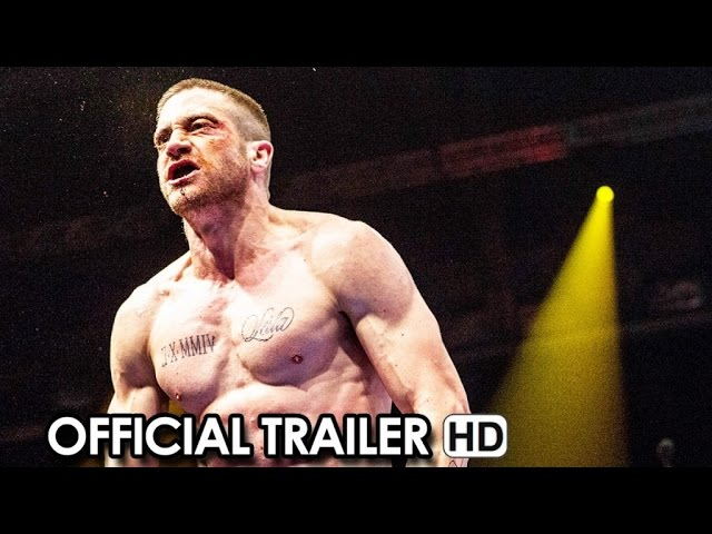SOUTHPAW Official Trailer (2015) - Jake Gyllenhaal Movie HD