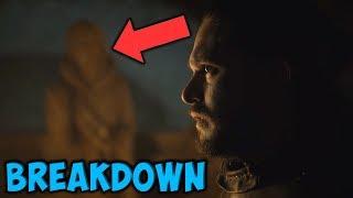 Game of Thrones Season 8 Episode 1 Breakdown!