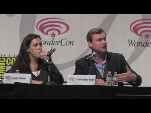 Wondercon: Christopher Nolan - Inception