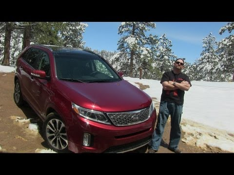 2014 KIA Sorento Muddy Off-Road AWD Review (Part 2)