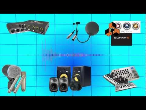 How to set up a Home Studio [7 Day Studio Day 1] Music Videos