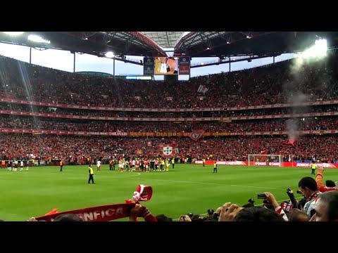 33! Tudo a SALTAR! Benfica X Olhanense