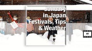 Japan Travel Tips for January