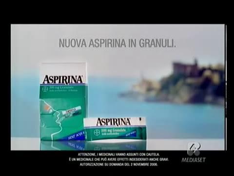 Spot Aspirina in granuli - Letizia Cordella Make up & Hair Style