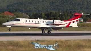The Beauty of General Aviation at Split Airport - Half Hour HD Compilation