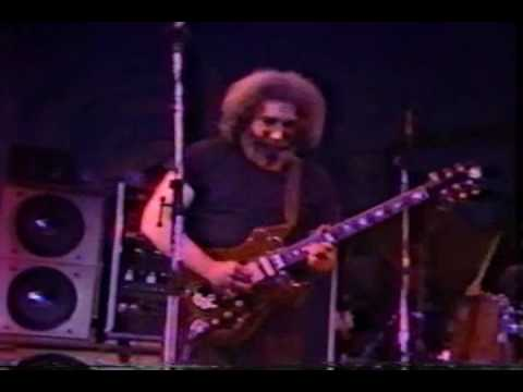 Grateful Dead - Jack Straw @ Radio City Music Hall 10-31-80