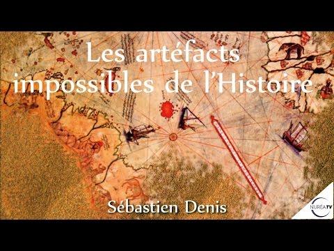 06/05/2016 « Les artéfacts impossibles de l'Histoire » avec Sébastien Denis