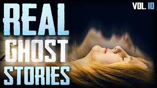 Ghost Dreams & Haunted Houses | 12 True Creepy Paranormal Ghost Horror Stories (Vol. 10)