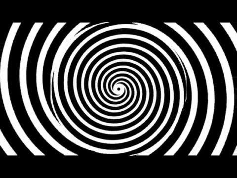 Optical Illusion: Hypnotize yourself! It works! (Dj Contacreast   Melody from Heaven) HD Music Videos