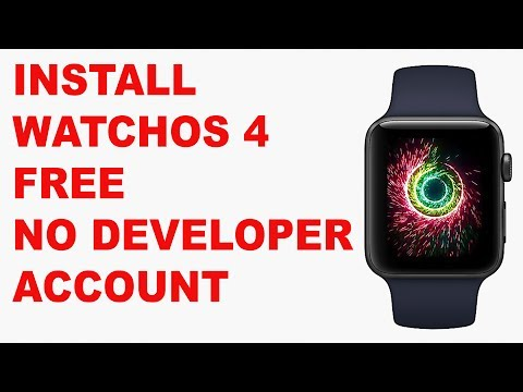 HOW to install WATCHOS 3 BETA 1 no developer account working link NEW