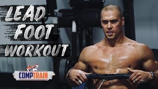 """""""Lead Foot"""" from CompTrain - Cole Sager Workout of the Day"""