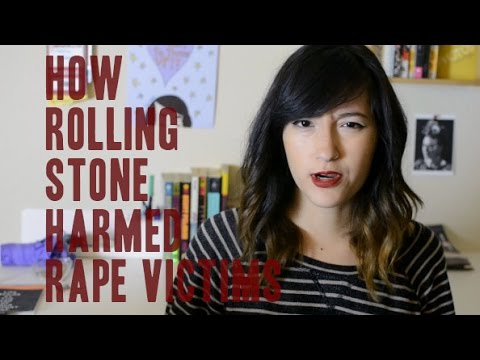 How Rolling Stone Harmed Rape Victims Everywhere video