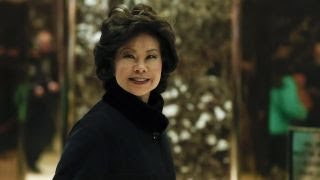 Autonomous vehicles will come sooner than many expect: Elaine Chao