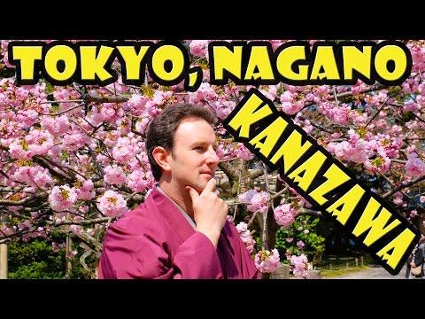 Japan Travel VLog: Nagano, Kanazawa, Tokyo in 9 Days