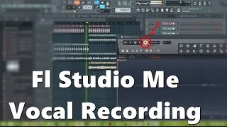FL studio me Vocal Kaise Record kare | HIndi