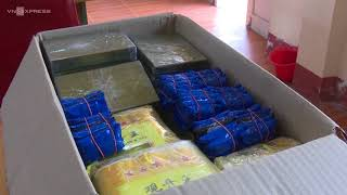 Lóng Luông ,   đại bản doanh của các trùm ma túy -  VnExpress