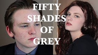 FIFTY SHADES OF GREY - TRAILER SPOOF | tiernanbe