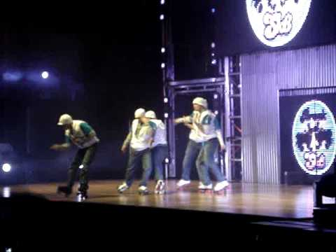 BreakSk8 - Performances from ABDC Show in San Diego Video