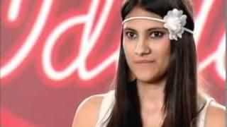 Ídolos 2011 - 26/04/2011 - Hellen conquista jurados em 30 segundos