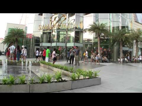 2012-Siam Paragon Bangkok city Thailand – HD