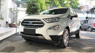 Chi tiết Ford EcoSport 2018 tại Việt Nam: SYNC 3, động cơ EcoBoost, nội thất đẹp   Xe.tinhte.vn