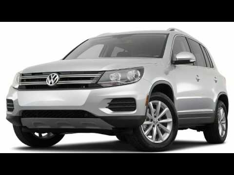 2017 Volkswagen Tiguan Video