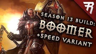 Diablo 3 Best Crusader Build: Speed and GR 128+ Akkhan Condemn (2.6.4 Season 16 Guide)