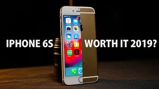 iPhone 6s in 2019 | STILL Worth Buying? | iOS 12