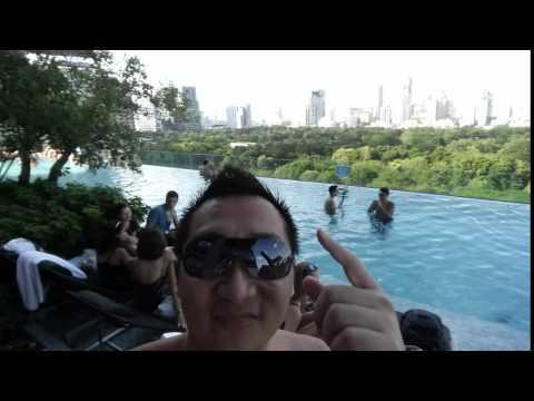 pool party bangkok Sofitel