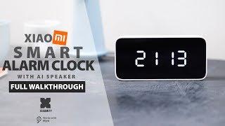 Xiaomi smart (AI) alarm clock [Xiaomify]