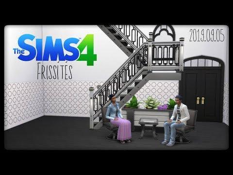 The Sims 4: Frissítés | 2019.09.05