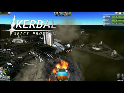 BD Armory - Assault On KSC - Kerbal Space Program