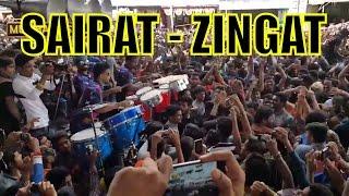 Lalbaug Beats Zingat Song | Nonstop Zingat Dance Mix | Koli Brass Band