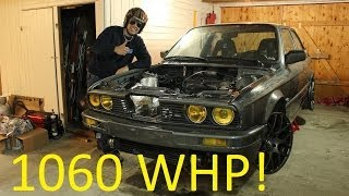 E30 Turbo 1060 WHP Teaser