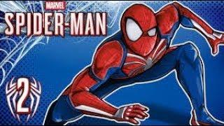 SPIDER-MAN - NOIR SUIT (Walkthrough Gameplay) Ep. 2