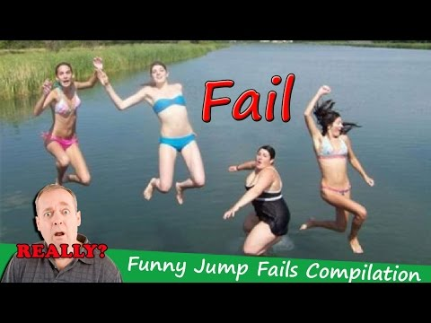 Funny Videos - Funny Jump Fails Compilation Part1