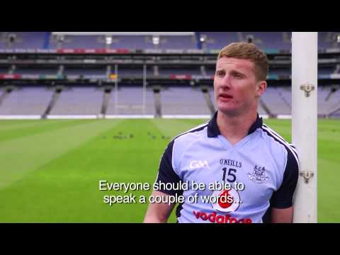 Football and Hurling stars support GAA Irish language campaign