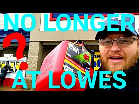 Spencer Lawn Care Vlog No More Sure Cans At Lowe's?