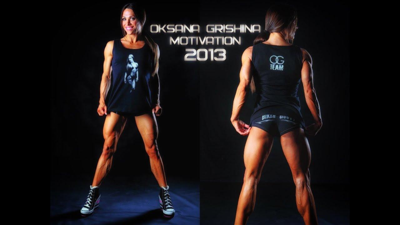Oksana Grishina 2014 Oksana Grishina hd Motivation