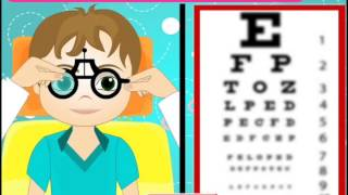 Amy Eye Doctor video-the best doctor game for kids