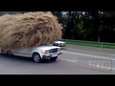 Прикольные будни автомобилистов