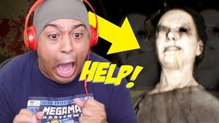 WHY DID THEY REMAKE THIS SCARY AHH GAME!!! [P.T. REMAKE]