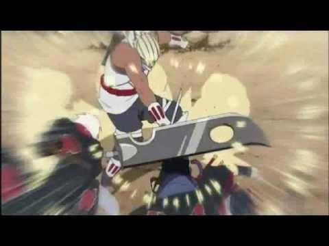 Sasuke Vs Killer Bee Amv (part 1) video