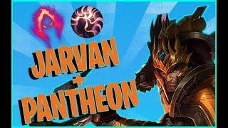Nhờ Jarvan 10 phút hơn 10 mạng của Tik đã giúp Ốc Bạch kim lên Kim Cương !!!