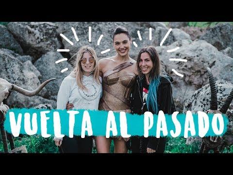 NOS COLAMOS EN EL RODAJE DE WONDER WOMAN