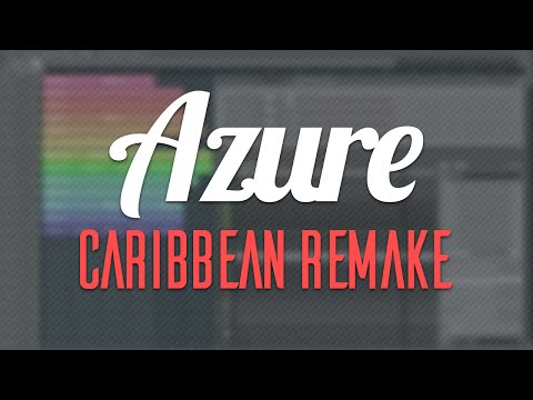 Jordi Rivera & Sonny Bass - Caribbean (AZURE FL STUDIO REMAKE)[FLP]