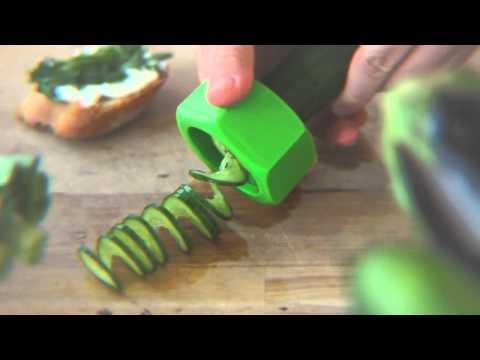 Cucumbo - spiral slicer