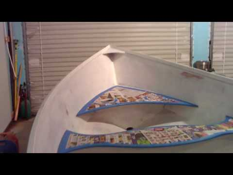 Tango Skiff 14 Boat. Stitch and Glue Boat Building Methods