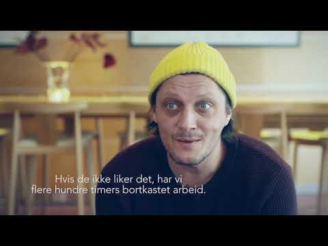 «Reisen mot stjernen», Matkanalen - trailer